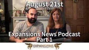 August 21st podcast Part 1