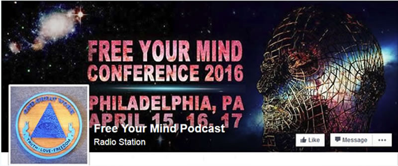Stewart at Philadelphia's Free Your Mind Conference