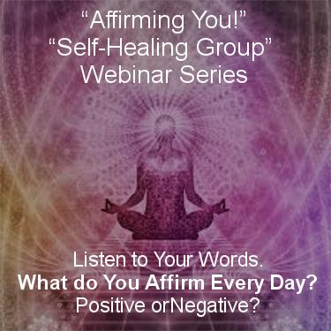 Self-Healing Group Webinars 2020